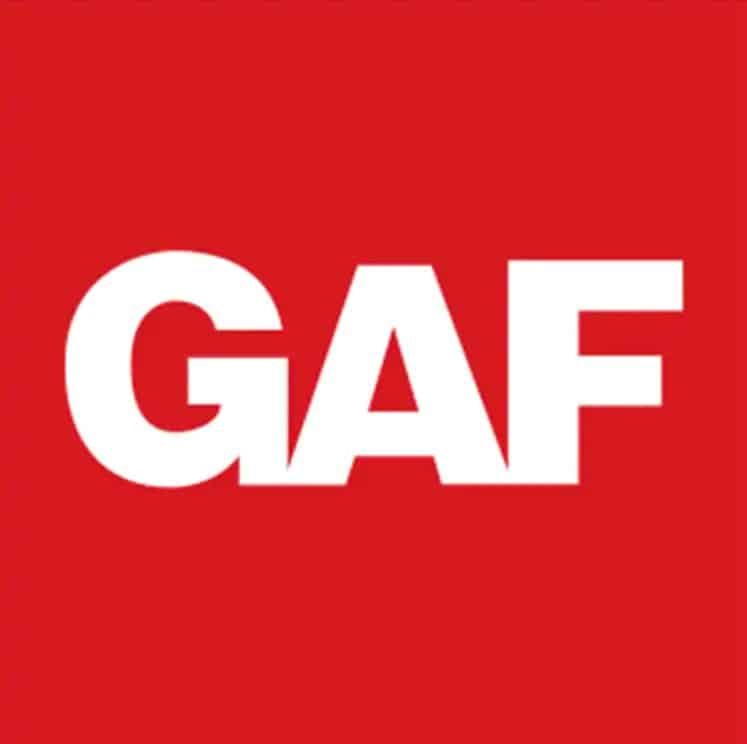 GAF Commercial Roofing Systems Logo
